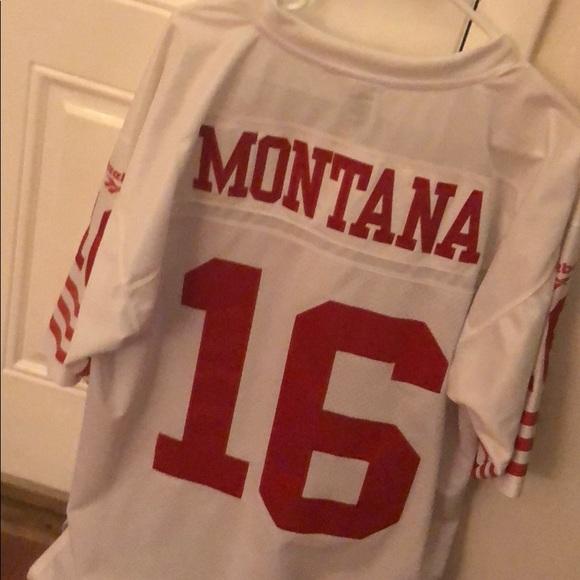 release date: 69b7f dd3b9 Joe Montana jersey